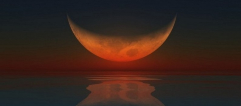 BREATHING INTO A NEW MOON